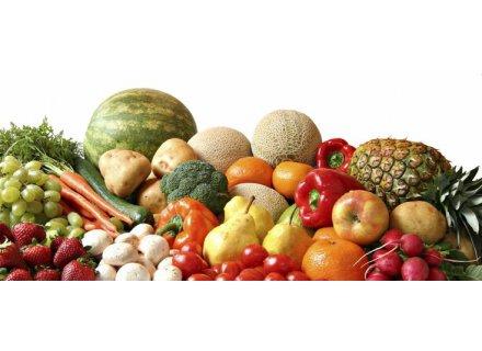 Aardappel-groente-fruit