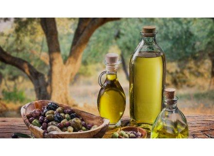 Olie-olijven-zoetzuur