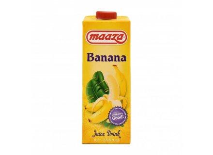 MAAZA BANANA DRINK 1L