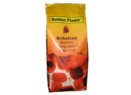 GOLDEN FLAME BRIKETTEN