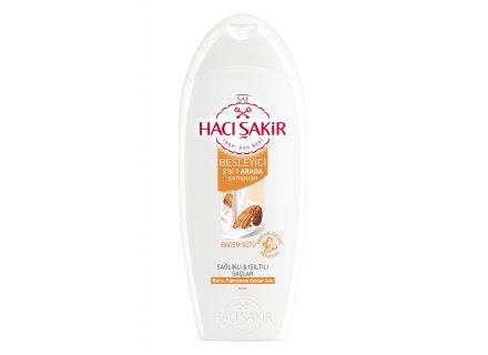 HACI SAKIR SHAMPOO AMANDELMELK 500ML