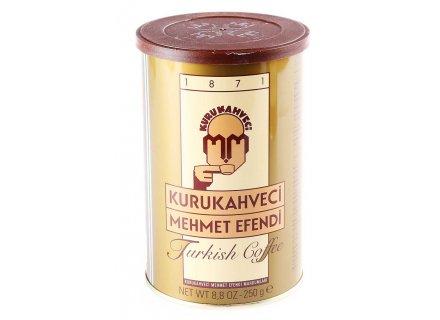 KURUKAHVECI MEHMET EFENDI KOFFIE 250G