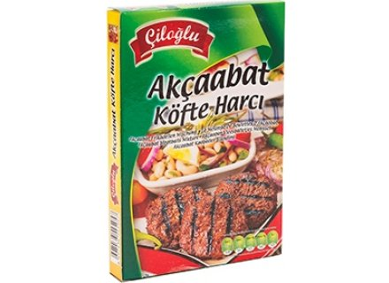 CILOGLU AKCAABAT KOFTE KRUIDENMIX 80G
