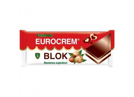 EUROCREM BLOK CHOCOLADE 90G