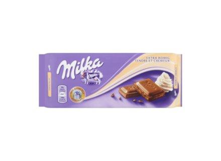 MILKA EXTRA ROMIG 100G