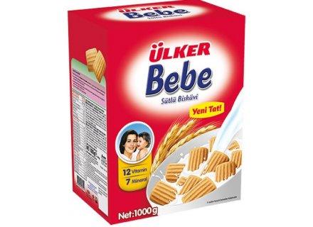 ULKER BEBE MELK BISCUIT 1KG