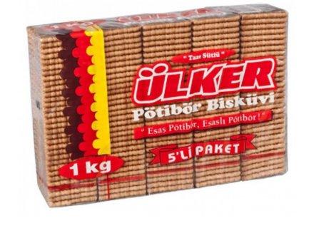 ULKER PETIBOR BISKUVI 1KG