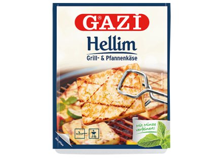 GAZI HELLIM GRILLKAAS 250G
