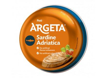 ARGETA SARDINA ADRIATICA 95G