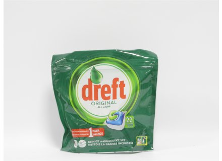 DREFT ORIGINAL REGULAR 22ST